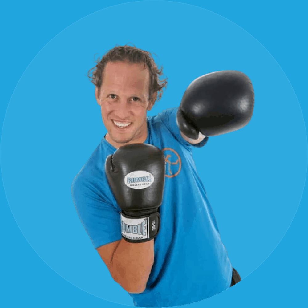 Stefan Personal Trainer Palestra Dokkum