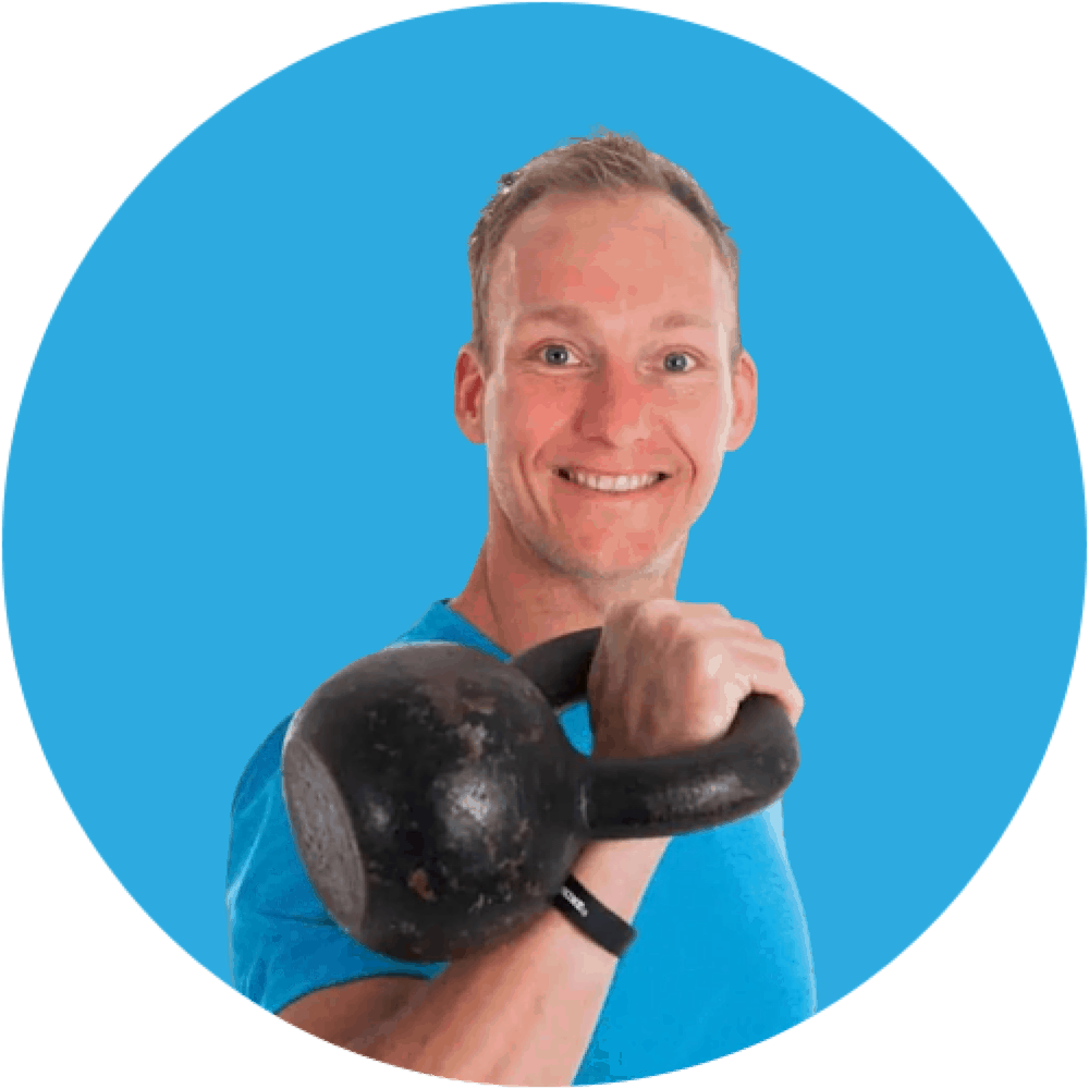 Rudie Personal Trainer Palestra Dokkum